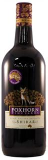 Foxhorn Shiraz 1.50l - Case of 6